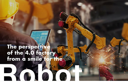THE PERSPECTIVE OF THE 4.0 FACTORY FROM A SIMLER FOR THE ROBOT