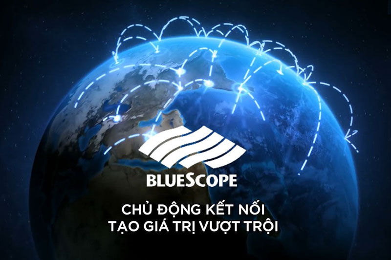 Connecting for Spreading – BlueScope and the journey of creating value for community
