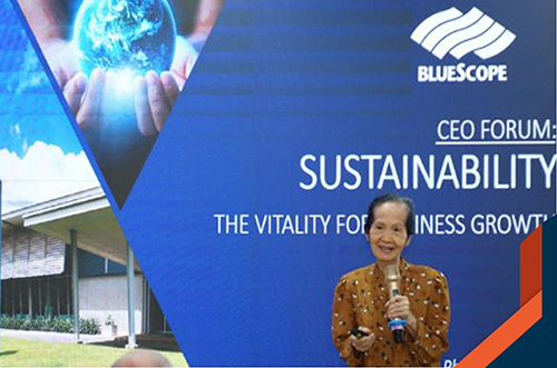 "The Economist Pham Chi Lan: ""Sustainability – The Vitality For Business Growth"""