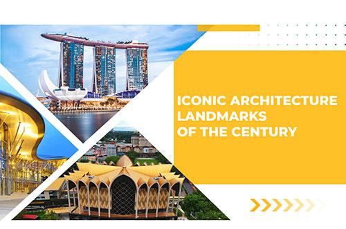 Iconic Architecture Landmarks Of The Century