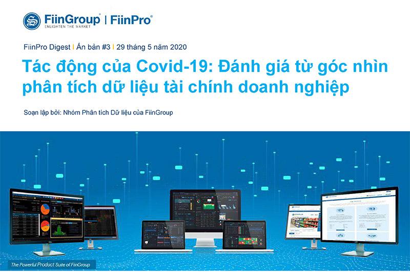 Tác động của Covid-19: Đánh giá từ góc nhìn phân tích dữ liệu tài chính doanh nghiệp