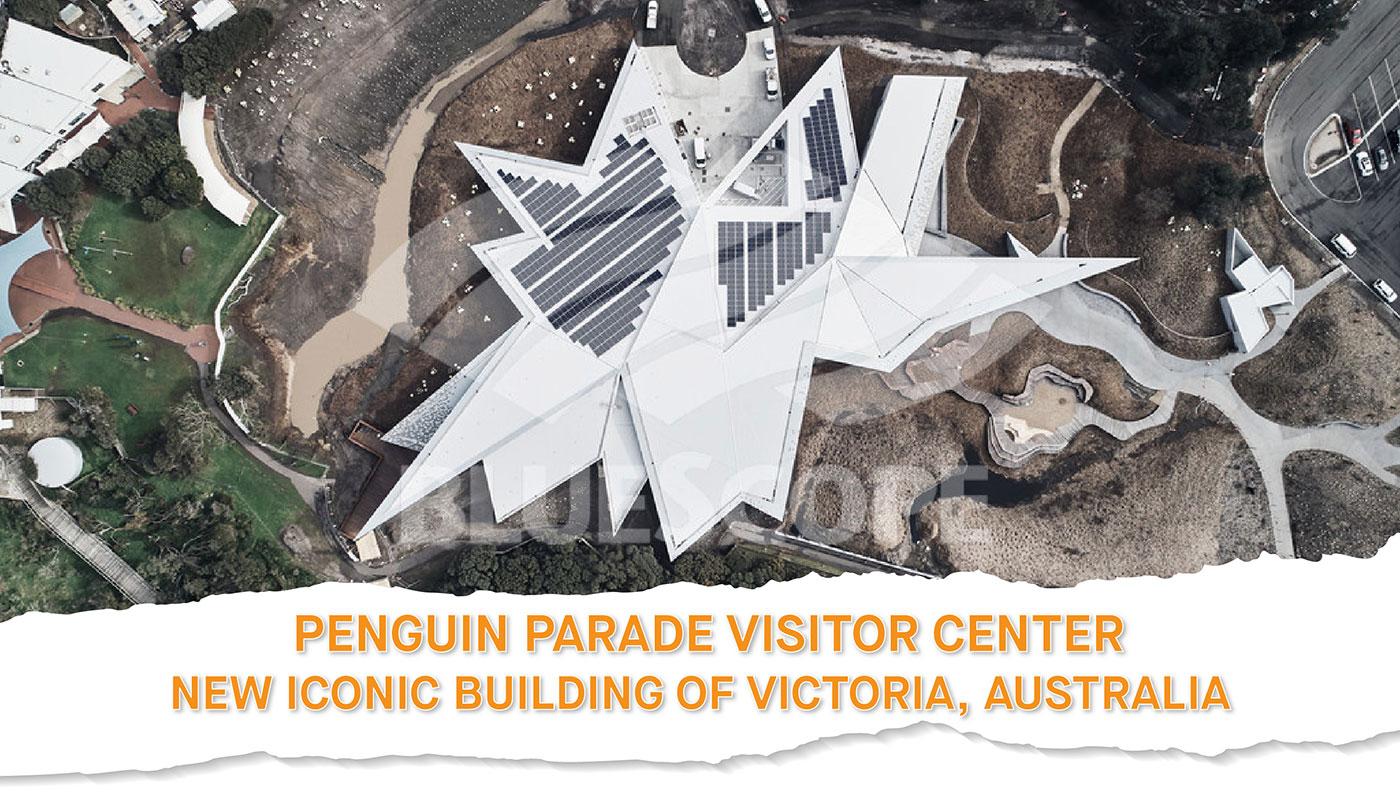 Penguin Parade Visitor Center – New Iconic Building Of Victoria, Australia