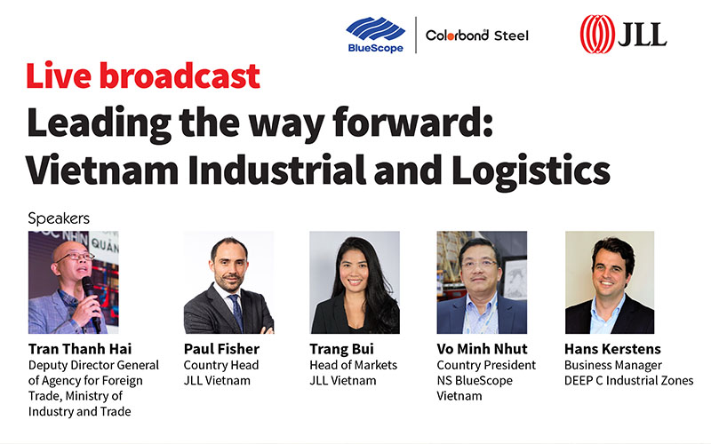 Executive Luncheon Leading the way forward: Vietnam Industrial and Logistics
