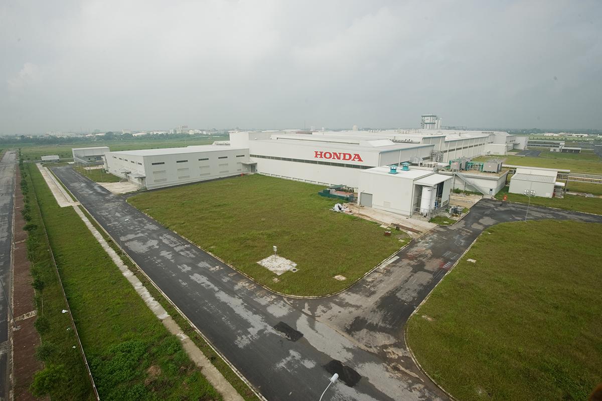 Honda III Factory