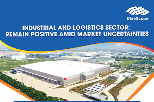 INDUSTRIAL AND LOGISTICS SECTOR: REMAIN POSITIVE AMID MARKET UNCERTAINTIES